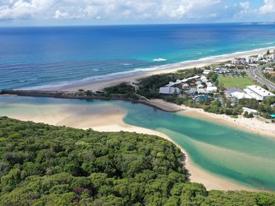 Photo for BEACHSIDE BLISS  - Ocean Views with Spa - Private access to nature reserve