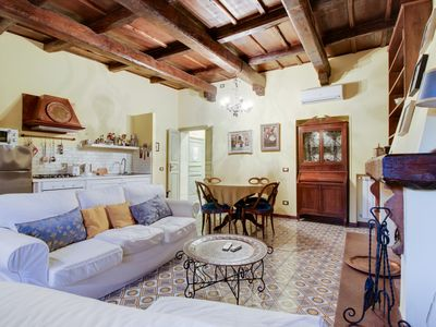 Photo for 2BR Apartment Vacation Rental in Roma, Roma