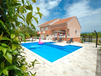 Photo for Vacation home Tina & Tino in Zadar - 10 persons, 5 bedrooms
