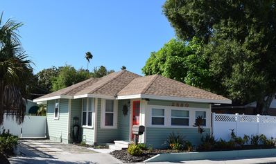 Photo for Heated Pool Home in the Pinecraft area Close to Downtown and Beaches.
