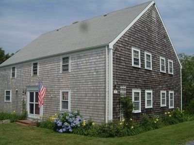 Photo for 5 bedroom, 4 bath Quintessential Cape Cod at Sandy Neck Beach