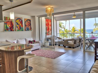 Photo for Perfect Ocean View Two Bedrooms Apartment (218)