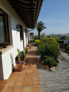 Photo for Cozy Rural Apartment with magnificent views of the Cantabrian Sea