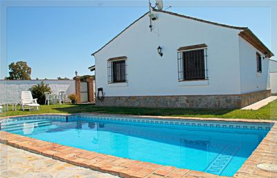 Photo for Villa with private pool and Wi-Fi