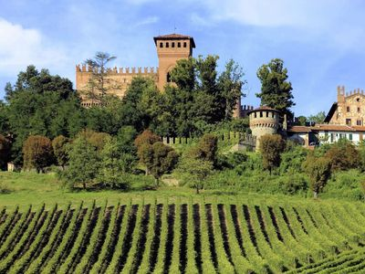 Photo for Apartment in a famous Monferrato Castle for the wonderful vineyards