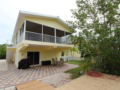 Photo for Happy Mangrove House ~ 3/2 canal home with screened patio