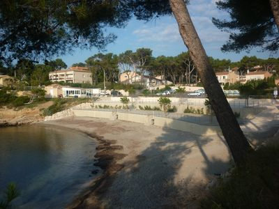 Photo for --- STUDIO located in CARRY LE ROUET for two people 20 meters from the beach