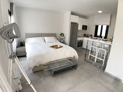 Photo for Chic, Contemporary Studio in Puerto Banus Gardens