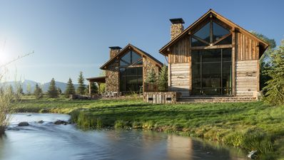 Beautifully furnished lodge located at Shooting Star in Teton Village
