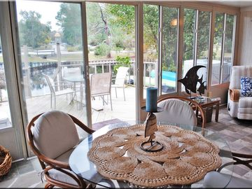 Waterfront Charming Townhouse is located in a Golf & Waterway Community