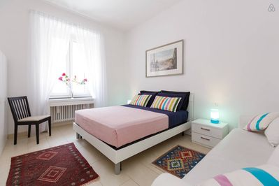 Double room with sofà bed