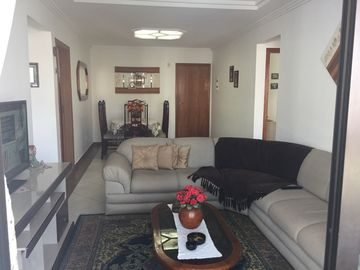 Beautiful Apartment 50mts from Canto do Forte Beach