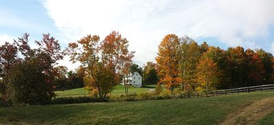 Photo for Farm House Getaway On 200 Acre Horse Farm