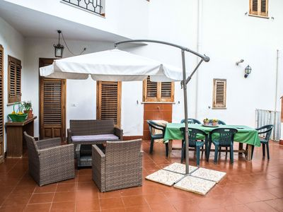 Photo for Homerez last minute deal - Spacious apt near the beach and Wifi