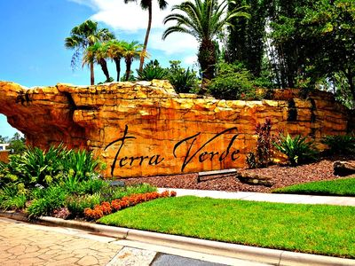 Photo for Luxury on a budget - Terra Verde Resort - Amazing Relaxing 4 Beds 3 Baths Townhome - 6 Miles To Disney