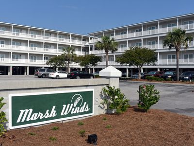 3 Bed / 3 Bath Condo Within Walking Distance Of Folly Beach, SC with a pool!
