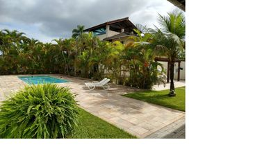 Photo for House With Pool Jd Indaia - Bertioga 2 Blocks From The Beach