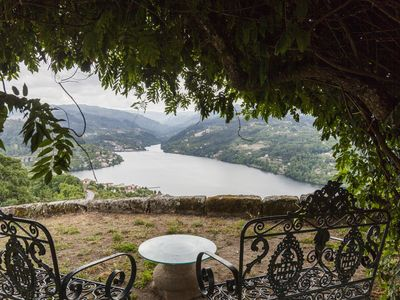 Photo for Quinta do Loureiro,Port Wine region,10 private hectares with superb views (private pool)