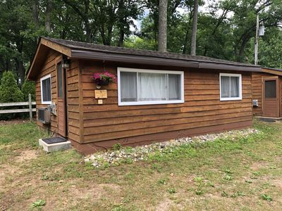 Cabin 4 on Fife Lake - Special Soccer Pricing