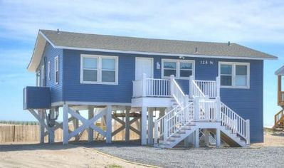 Photo for 1 Blue Oasis-Oceanfront, Completely Remodeled in & out 4BR/2BA Home-Sleeps 10