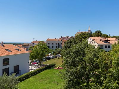 Photo for Modern 2 bedroom, 1 bathroom apartment in the romantic Vrsar by the sea