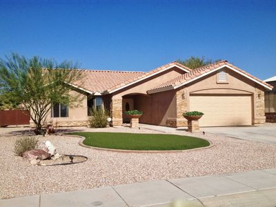 Photo for QUIET AND PEACEFUL MOUNTIAN VIEW HOME WITH ALL AMENITIES.