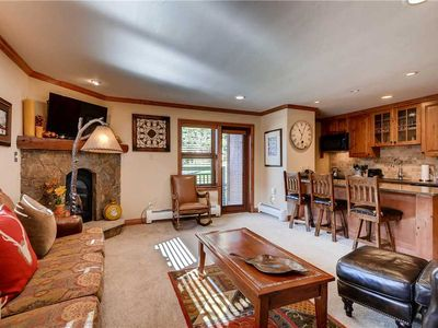 Photo for Vast Ski-in/Ski-out Vail One Bedroom Condo. Mountain View, Hot Tub, Pool