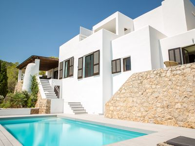 Photo for VILLA WITH GORGEOUS VIEWS AND POOL - (private rental)