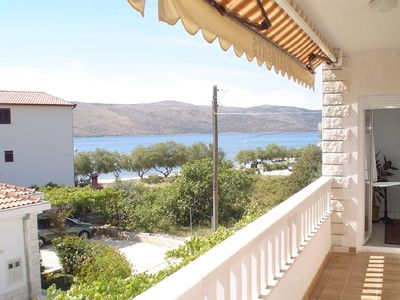 Photo for Apartment VesnaDj  A3(4+1)  - Seget Vranjica, Riviera Trogir, Croatia