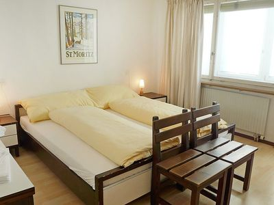 Photo for Apartment in the center of Saint Moritz with Lift, Parking, Internet, Balcony (61331)