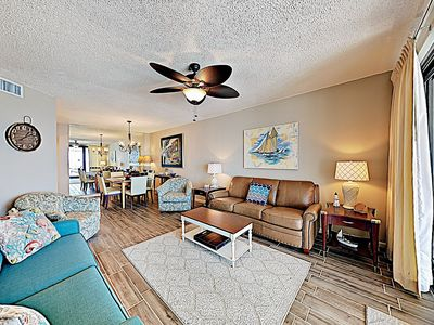 Photo for Newly Remodeled w/ Gulf-Facing Balcony - By TurnKey
