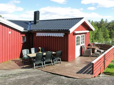 Photo for Vacation home Stinebu (SOW075) in Eikerapen - 6 persons, 3 bedrooms
