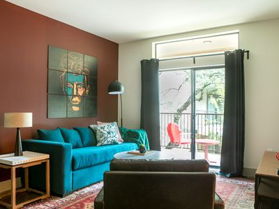 Photo for WanderJaunt | Lacey | 1BR | North Austin
