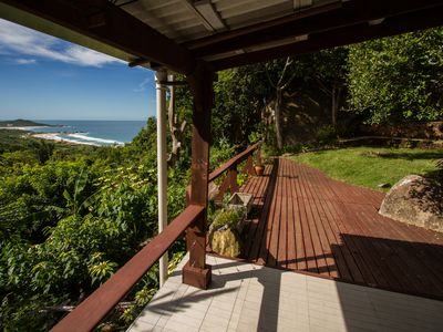 Photo for House with beautiful view of Praia Mole