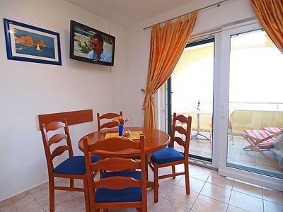 Photo for Apartment Villa Andjelka in Trogir/Okrug Gornji - 3 persons, 1 bedrooms