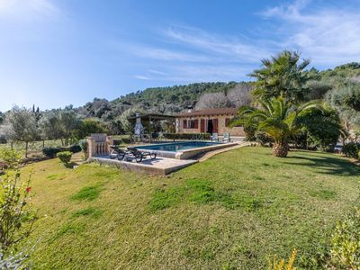 Photo for 2 bedroom Villa, sleeps 4 in Alcúdia with Pool, Air Con and WiFi