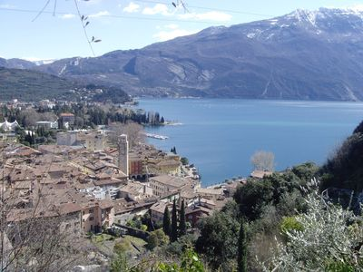 Photo for Spacious Apartment on the edge of the Old Town of Riva