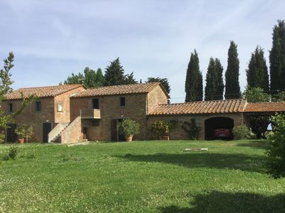 Photo for L'Apparita, a farmhouse with olive grove