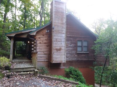 Photo for Wonderful Cabin Experience, WIFI, Cable, and landline available.