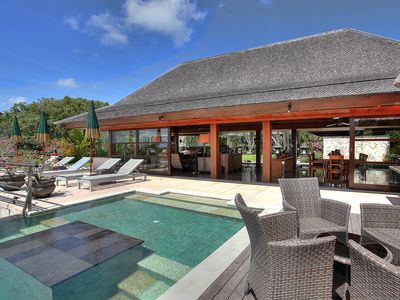 Photo for Indah Manis -, luxury private pool villa on Bali's Bukit Peninsula