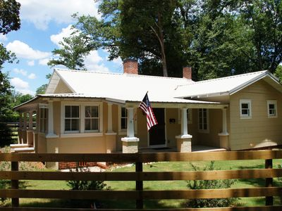 Photo for Award winning fully restored 1930's cottage in historic Aiken SC