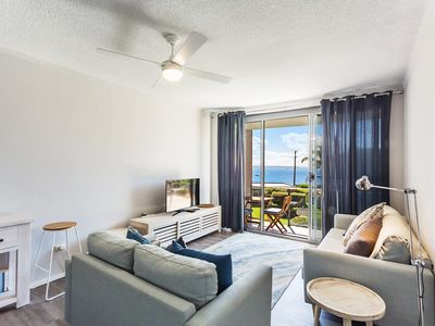 Photo for Tasteful beach unit with views