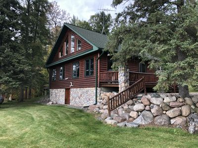 Photo for Cozy Cabin with Private Boat Launch on Gorgeous, Spring-Fed Howard Lake