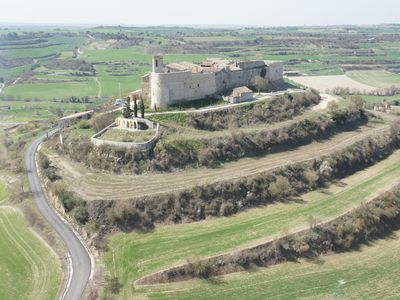 Photo for Enjoy the charm  of living in a medieval fortress!