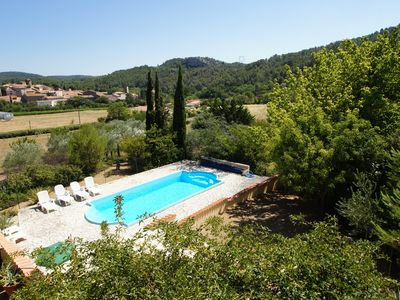 Photo for Villa With Private Pool, Large Private Garden And Stunning Views