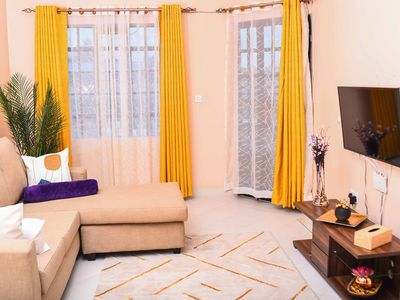 Photo for COSY ONE BEDROOM APARTMENT WITH Wi-Fi 5Mins FROM NAIVASHA TOWN