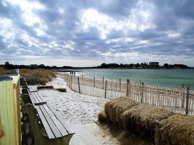 Photo for Cape Cod dream Vacation Home with private beach & tennis courts!