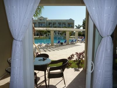 Photo for Super Stylish and New Luxurious Condo, Best Value in Turks and Caicos!