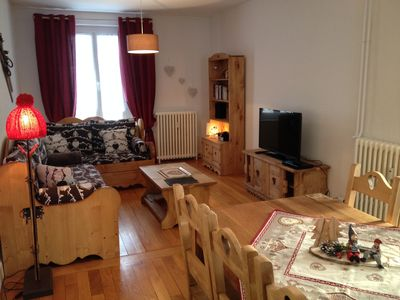 Photo for Gerardmer city center-apartment chalet 5 pers. + garage