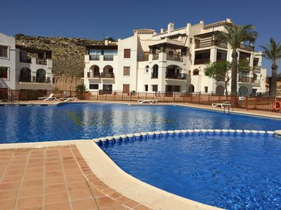 Photo for Luxury Apartment on Exclusive El Valle Golf Resort